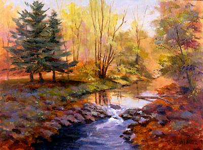 Beaver Creek Autumn by Richard Yeager